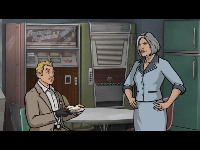 Арчер / Archer / сезон 7 / 8-10 (Кубик в кубе Бяко Рекордс)