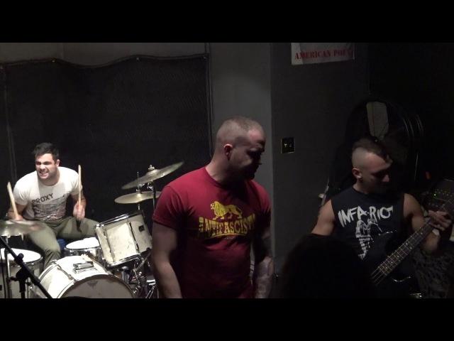 GLASSED - Doors Pub, Hamilton, Ontario...Nov. 10, 2017 (STRONGER THAN EVER VIDEOS)