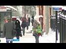 В Карелию идут 30 градусные морозы 2018
