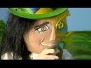 мультфильм Знакомство с Хамелеоном Страна Золотого Солнца 2 и Элин Дворик