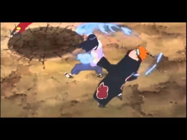 Naruto vs Pain: Skillet-Comatose [AMV]