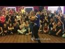 Ronald y Alba en Latin dance festival 2017