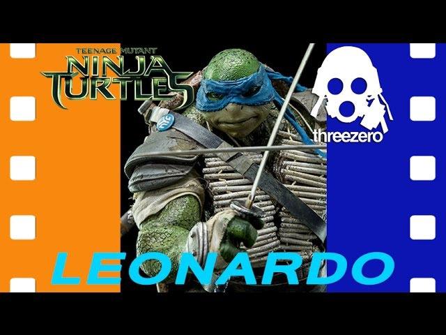 Фигурка Леонардо | TMNT Leonardo ThreeZero