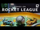 Hot Wheels Rocket League RC Rivals Set hands-on