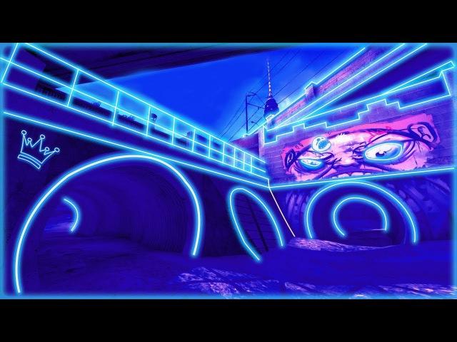 CS-GO MOVIE||QUADRO WITH AWP