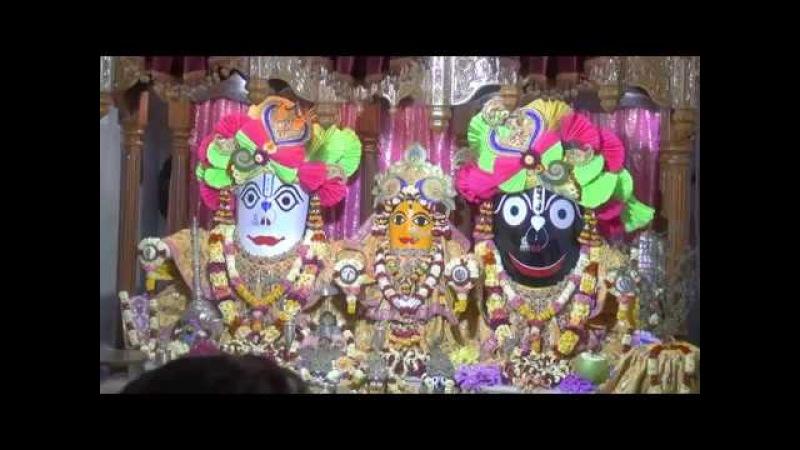 2018 Navadwip Mandala Parikrama Trailer - Please come join us.