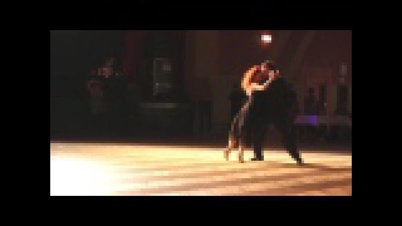 Claudio Hoffmann y Pilar Álvarez Tú el cielo y tú Abrazo Tango Metz Festival 2017