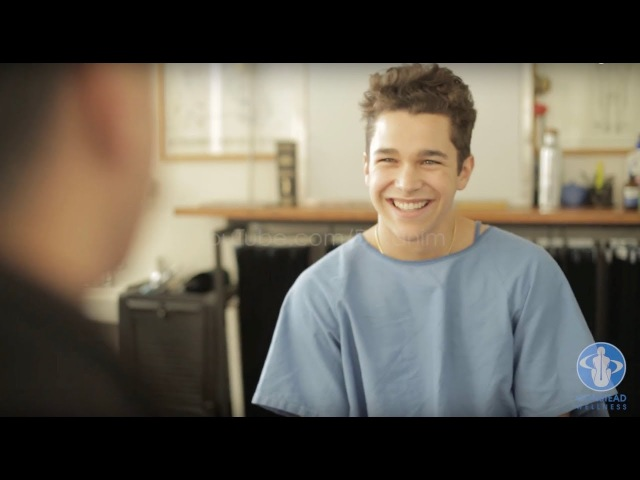 Austin Mahone First Visit with Dr. Rahim Gonstead Chiropractor