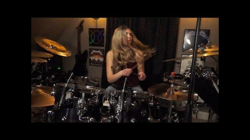 TOOL 'The Pot' [Drum Cover]~Brooke C