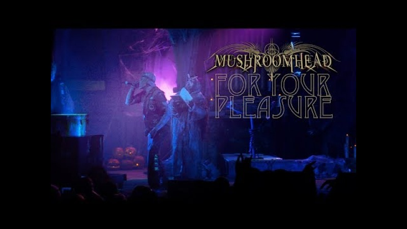 Mushroomhead For Your Pleasure Halloween Show 2017 Live Cleveland