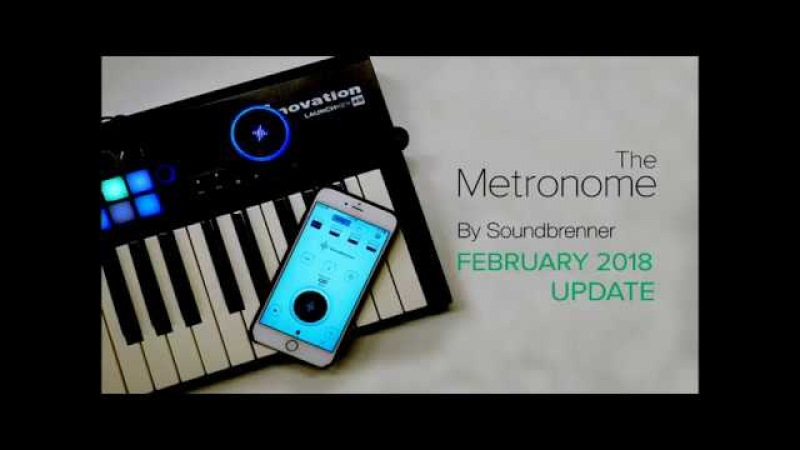 More Ways to Connect The Metronome to Audio Platforms - February 2018 Update