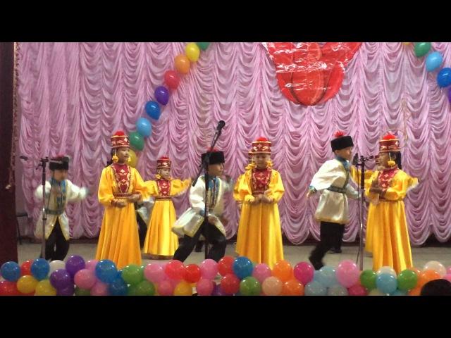 Танец Шарка барка детский сад Малыш