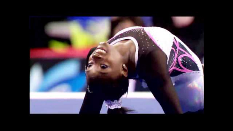 Simone Biles - Just the way you are