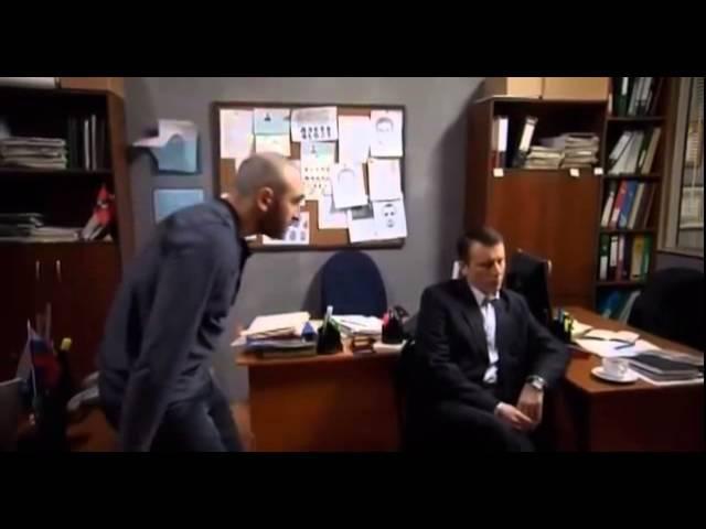 Мент в законе 6. 2 серия (2013) Детектив, боевик сериал