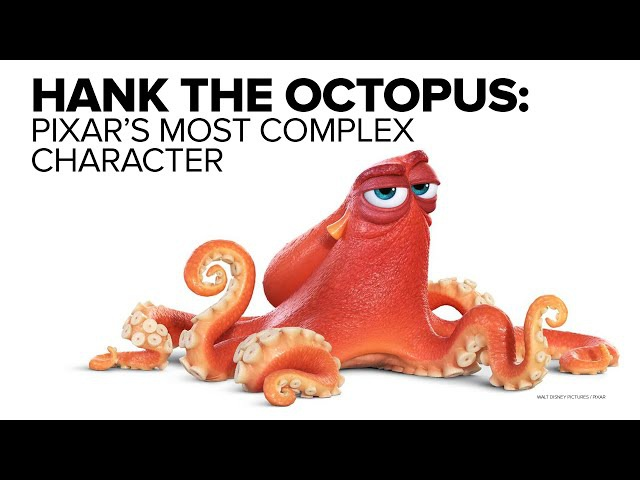 How Pixar created its most complex character yet for 'Finding Dory' (CNET News)