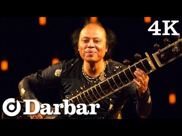 Mind-Blowing Raag Darbari Kanada | Ustad Nishat Khan | Music of India