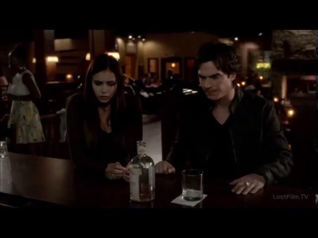 The Vampire Diaries (Дневники вампира). Delena - обманывать себя