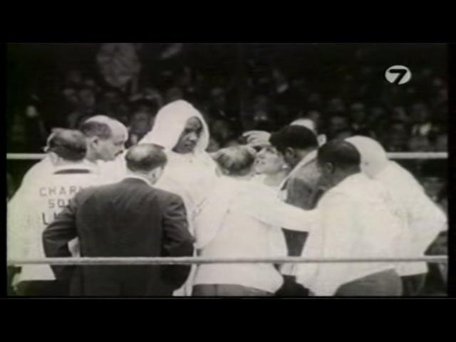 Бои Века История профессионального бокса Поединки тяжеловесов 1960 годов