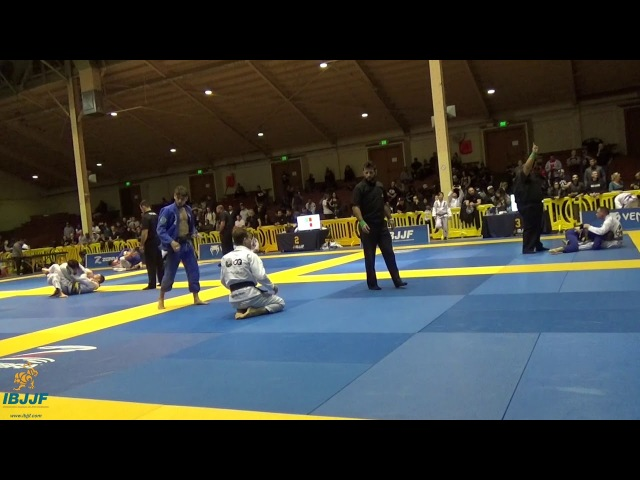 Osvaldo Moizinho vs Alexandre Molinaro San Francisco Open 2018