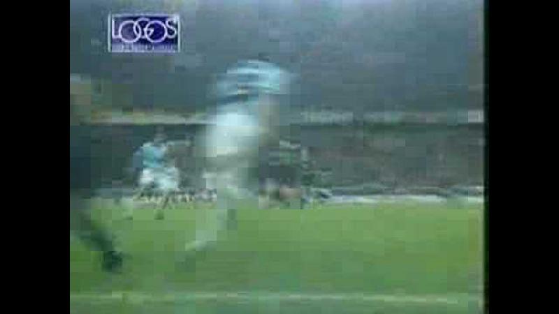 Ronaldo VS Lazio (Coppa UEFA 1998) - Elastico