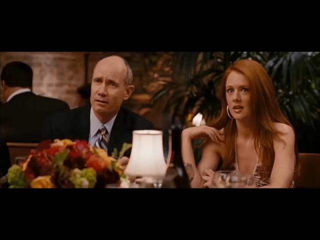 Очень смешная сцена с вибротрусиками из фильма Голая Правда .