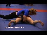 RNC @ IBJJF NYC 09.29.17 • Girls Grappling No-Gi • Women Wrestling BJJ MMA Female Fight