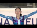 Nana ARAKI JPN Ladies Free Skating EGNA-NEUMARKT 2017