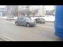 ДТП на Салтовке Влетел в припаркованый автомобиль Харьков