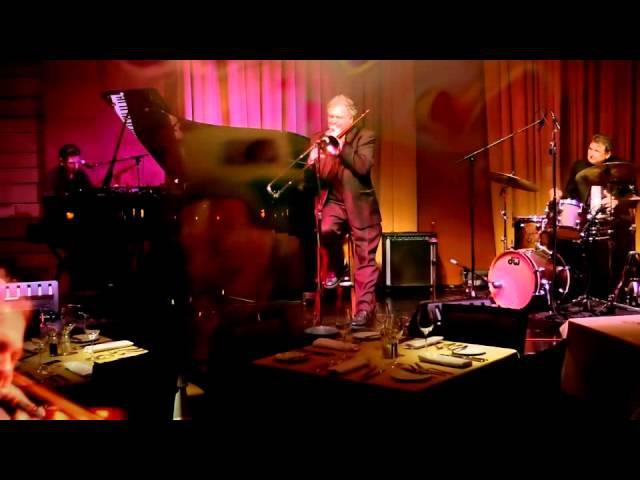 Laura-Featuring Bob McChesney @Vibrato With Patrick Tuzzolino 4-16-13
