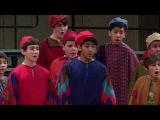 Texas Boys Choir, A Ceremony of Carols (Benjamin Britten), staged version, 1222017