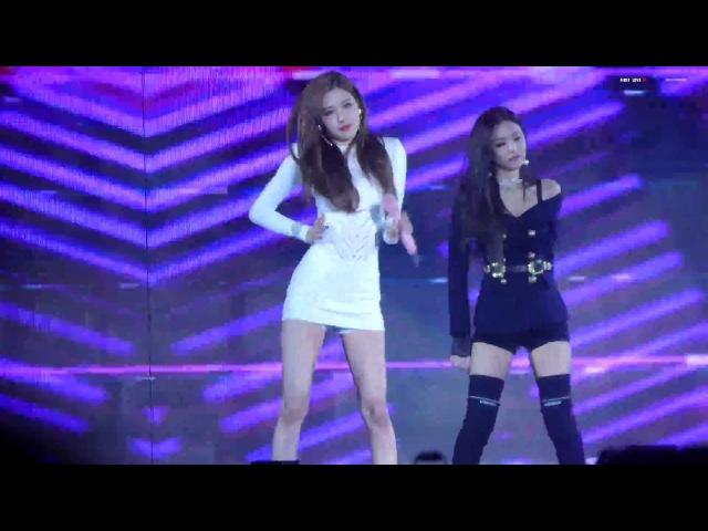 180125 서울가요대상 SEOUL MUSIC AWARDS 마지막처럼 로제ROSÉ focus