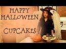 Cupcake di Halloween: tutorial per decorazioni (zucca, fantasmino e strega)