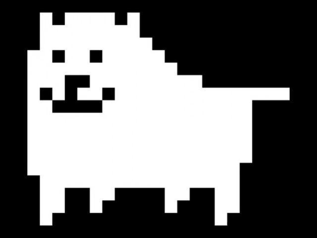 Stoopid Dog - Undertale