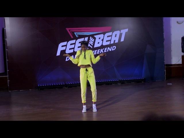 Feel the beat Омифитипе Женифер Bershka Crew All Stars Dance Centre 2017