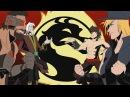 Тайная история Смертельной Битвы \ Secret History Of Mortal Kombat [RUS-DUB]