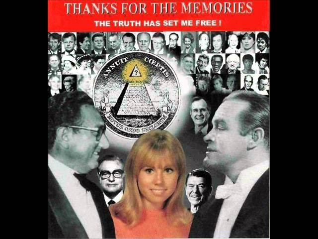 Thanks for the Memories 2 Mind Control The Ultimate Terror (mkultra, mind, did, mpd, sex slave)