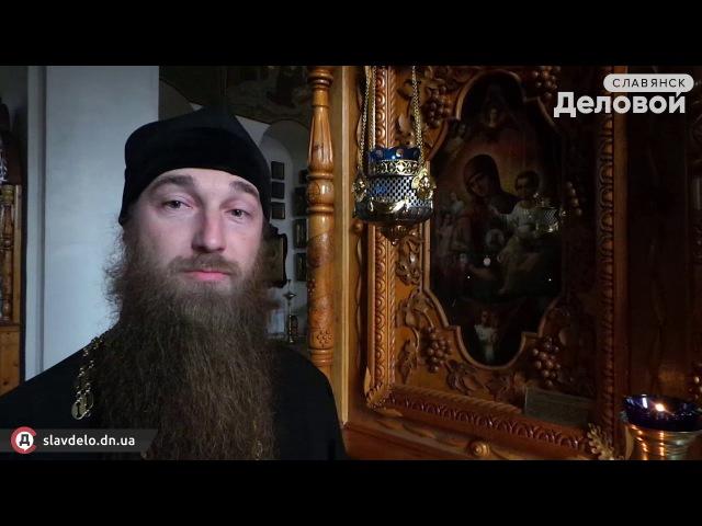 Чудотворная икона Неопалимая купина - 27.12.2017