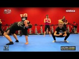 Clubs Training &amp Primitive Functional Movement Workout al WTA Meeting 2016