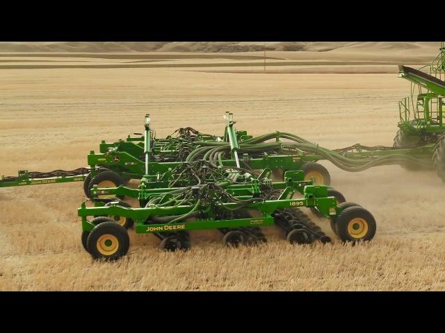 Seeding 1895 Drill ProSeries Intro Video