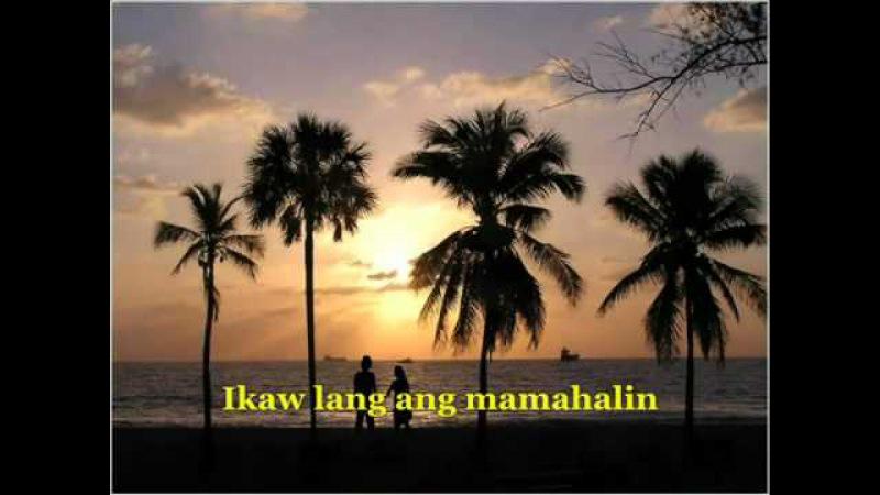 Ikaw Lang ang Mamahalin with Lyrics - Martin Nievera