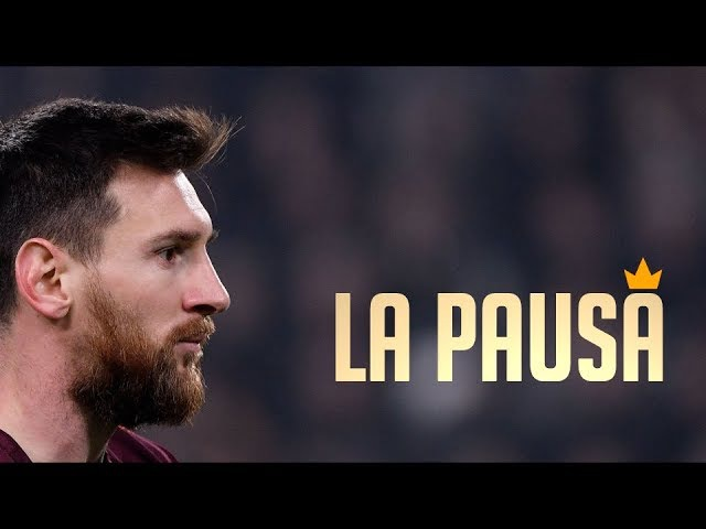 Lionel Messi Intelligence ● La Pausa