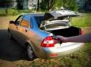 Механизм закрытия багажника Приора 2170