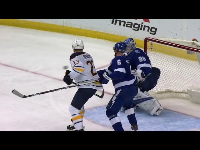 Buffalo Sabres vs Tampa Bay Lightning - February 28, 2018 | Game Highlights | NHL 2017/18