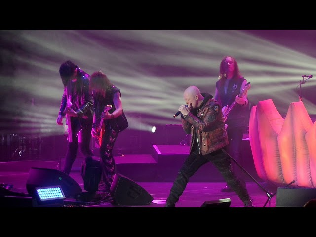 Helloween-A Tale That Wasn't Right (Kiske/Deris) 11.11.17 Stuttgart,Germany