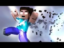 ♫ Living In A Nightmare - A Minecraft Original Music Video Animation ♫
