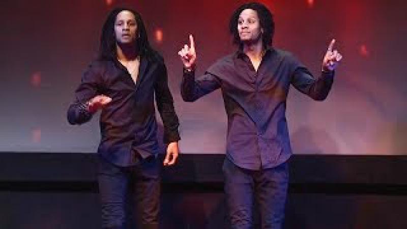 HiphopTV 2018 - Les Twins Crazy Battle Finals and Tournament - Best Of Les Twins