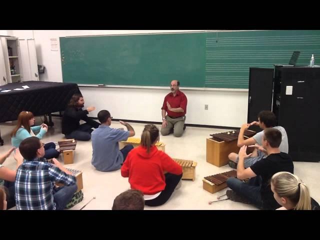 Rob Amchin—University of Louisville—Rocky Mountain—Teaching Process