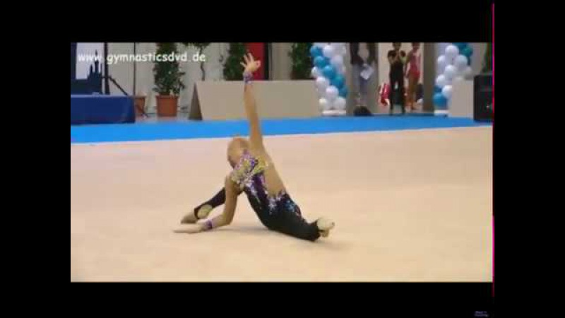 Nikol Savina - free hands Happy Cup Ghent 2017
