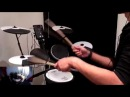 Tokyo Ghoul OP Full -【unravel】by TK from Ling Tosite Sigure - Drum Cover
