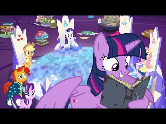 Мой маленький пони Дружба это Чудо 7 сезон 25 серия   My Little Pony / на русском